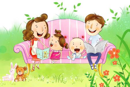 Опыт семейного воспитания